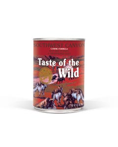 Taste of the Wild Southwest Canyon Canine Canned Food