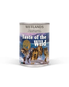 Taste of the Wild Wetlands Canine Canned Food