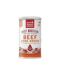 The Honest Kitchen Daily Boosters - Beef Bone Broth