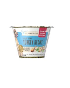 The Honest Kitchen Dehydrated Grain Free Single Serve Dog Food - Turkey Recipe (Embark)
