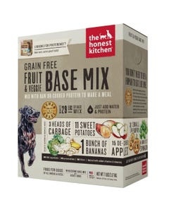 The Honest Kitchen Dehydrated Grain Free Fruit & Veggie Base Mix (Preference)