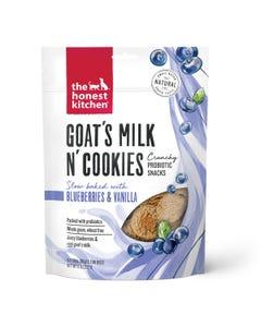 The Honest Kitchen Goat's Milk N' Cookies - Slow Baked With Blueberries & Vanilla