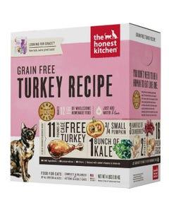 The Honest Kitchen Dehydrated Grain Free Turkey Recipe (Grace)