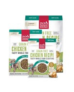 The Honest Kitchen Whole Food Clusters for Puppies - Grain Free Chicken