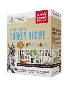 The Honest Kitchen Dehydrated Whole Grain Turkey Recipe (Keen)