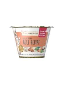 The Honest Kitchen Dehydrated Grain Free Single Serve Dog Food - Beef Recipe (Love)