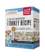 The Honest Kitchen Dehydrated Limited Ingredient Turkey Recipe (Marvel)