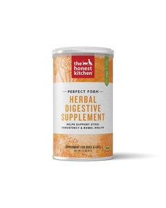The Honest Kitchen Perfect Form - Herbal Digestive Supplement