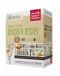 The Honest Kitchen Dehydrated Whole Grain Chicken Recipe (Revel)