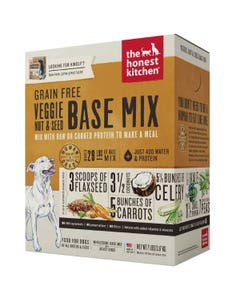 The Honest Kitchen Dehydrated Grain Free Veggie, Nut & Seed Base Mix (Kindly)