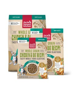 The Honest Kitchen Whole Food Clusters for Puppies - Whole Grain Chicken