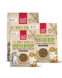 The Honest Kitchen Whole Food Clusters - Whole Grain Chicken