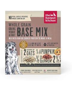 The Honest Kitchen Dehydrated Whole Grain Fruit & Veggie Base Mix