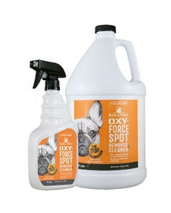 The Tough Stuff Natural Touch Oxy-Force Spot Remover & Cleaner