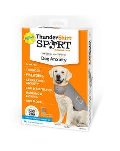 Thundershirt Sport for Dogs - Platinum