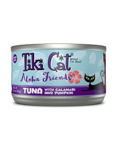 Tiki Cat Aloha Friends Wet Cat Food - Tuna with Calamari and Pumpkin