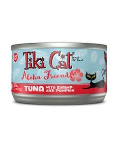 Tiki Cat Aloha Friends Wet Cat Food - Tuna with Shrimp and Pumpkin