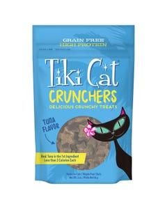 Tiki Cat Crunches Cat Treats - Tuna Flavour