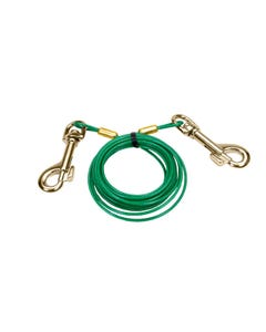 Titan Tie-Out Cable for Small Dogs