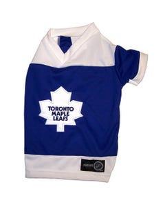 NHL Dog Jersey - Toronto Maple Leafs