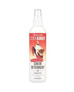 Tropiclean Stay Away Pet Chew Deterrent Spray