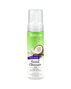 Tropiclean Waterless Facial Cleanser for Pets