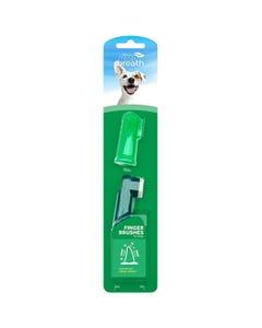 TropiClean Fresh Breath Finger Brushes