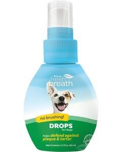 Tropiclean Fresh Breath Drops for Dogs