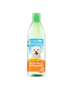 Tropiclean Oral Care Water Additive Plus Skin & Coat Care