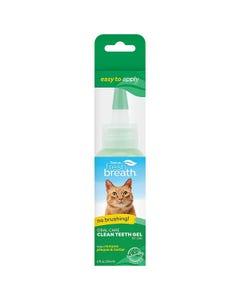 TropiClean Fresh Breath Gel for Cats