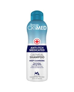 Tropiclean OxyMed Medicated Shampoo