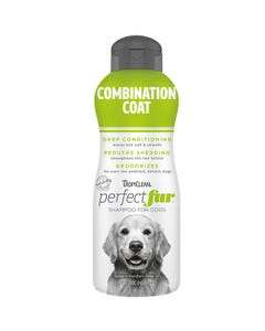 Tropiclean Perfectfur Thick Combination Coat Shampoo for Dogs