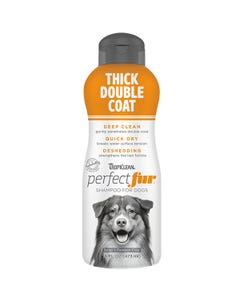 Tropiclean Perfectfur Thick Double Coat Shampoo for Dogs