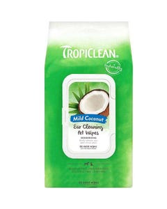 Tropiclean Ear Cleaning Wipes for Pets