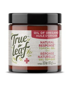 True Leaf Natural Response Topical Gel
