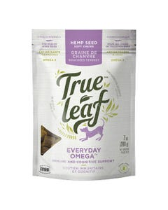 True Leaf Everyday Omega Immune + Cognitive Support Chews for Dogs