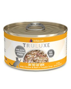 Weruva Truluxe On The Cat Wok Canned Cat Food