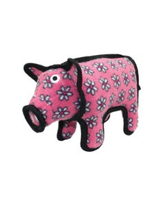 Tuffy's Dog Toys - Pig Polly Jr.