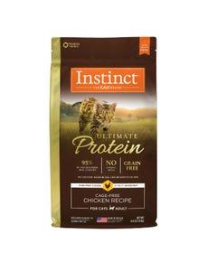 Instinct Ultimate Protein Grain-Free Cage-Free Chicken Recipe for Cats