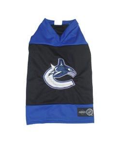 NHL Dog Jersey - Vancouver Canucks