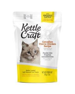 Kettle Craft Canadian Prairie Chicken Cat Treats