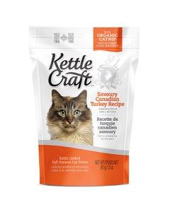 Kettle Craft Savoury Canadian Turkey Cat Treats