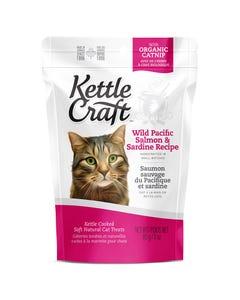 Kettle Craft Wild Pacific Salmon & Sardine Cat Treats