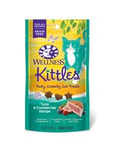 Wellness Kittles Tuna & Cranberries Cat Treats