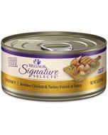 Wellness Signature Selects Chunky Turkey & Chicken