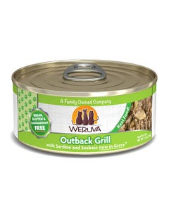 Weruva Outback Grill Canned Cat Food - 5.5 oz.