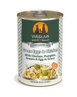 Weruva Green Eggs & Chicken Canned Dog Food