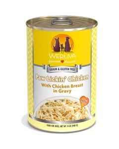 Weruva Paw Lickin' Chicken Canned Dog Food - 14 oz.