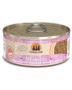 Weruva Stew! Wet Food for Cats - Stewbacca