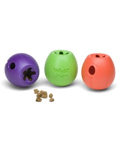 West Paw Design Rumbl Treat Toy